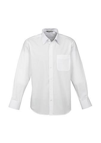2010L-PO-EHE WHITE Men's Standard cut shirt