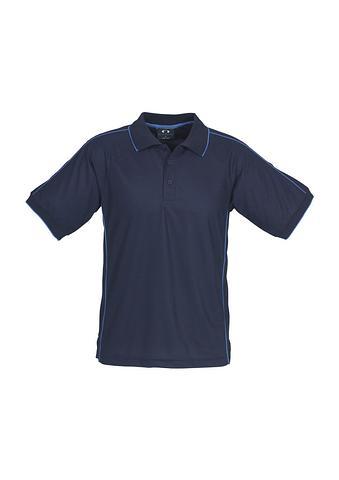 FBP9900-EHE NAVY Men's polo