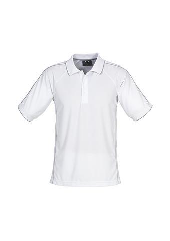 FBP9900-EHE WHITE Men's polo