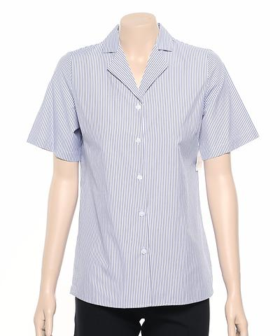 2166-BK-EHE WISTERIA Ladies easy fit shirt