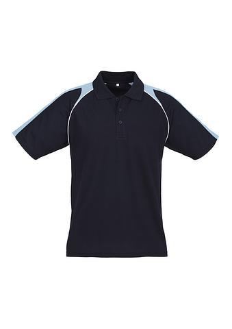 FBP225MS-EHE NAVY/BLUE Men's polo